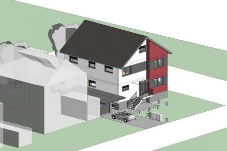 Neubau Einfamilienhaus Mainz-Laubenheim
